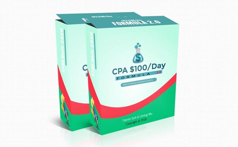 CPA $100 Formula 2.0