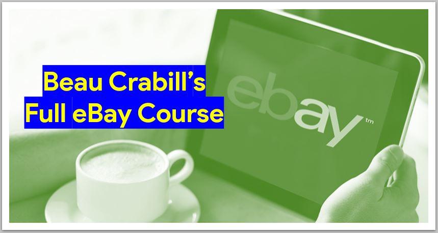 Full eBay Course