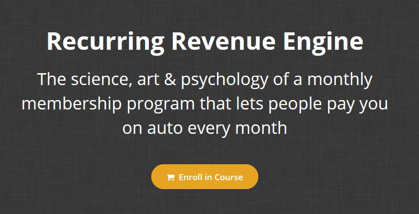 Recurring Revenue Engine