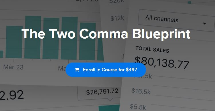 The Two Comma Blueprint