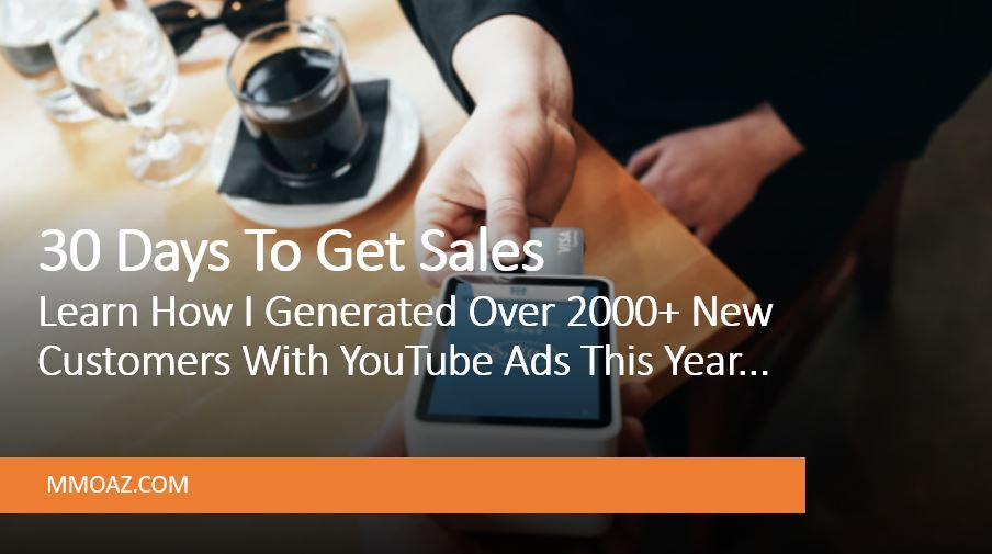 30 Days To Get Sales
