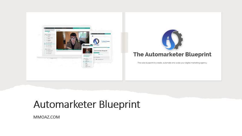 Automarketer Blueprint