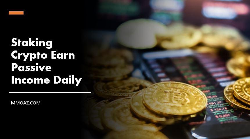 Crypto Passive Income Daily
