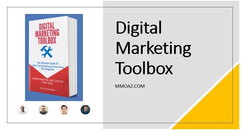 Digital Marketing Toolbox