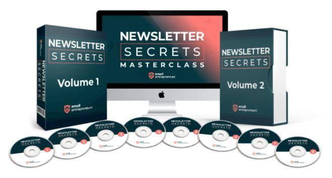 Newsletter Secrets Masterclass