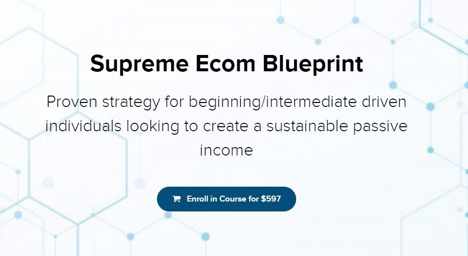 Supreme Ecom Blueprint